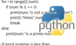 Python Programming Training